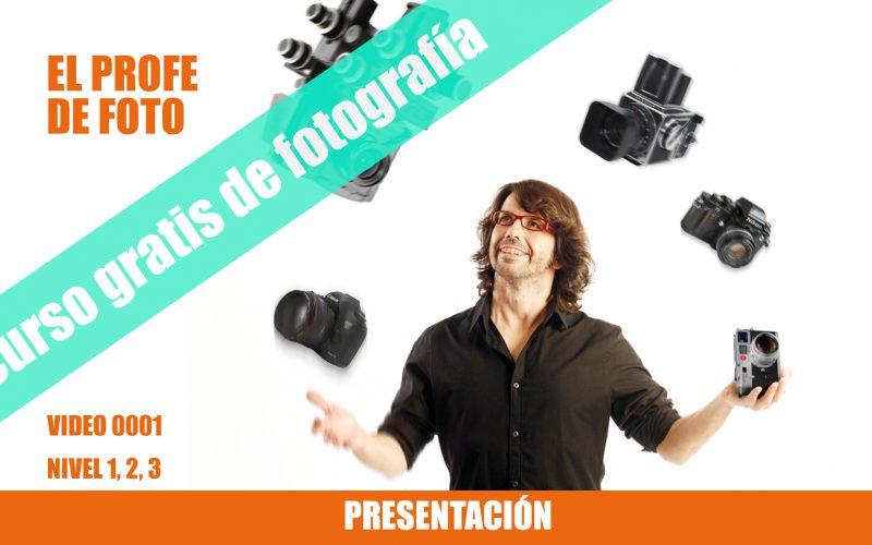 Curso de fotografia gratuito