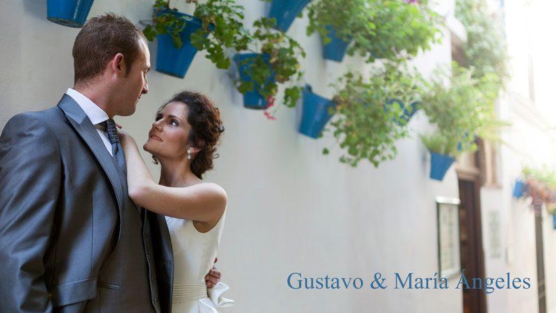 Fotografías de boda – GUSTAVO & MARÍA ÁNGELES – Boda en Córdoba