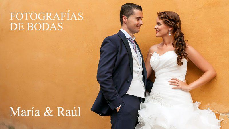 Fotografías de boda en Écija y Sevilla -María y Raúl-